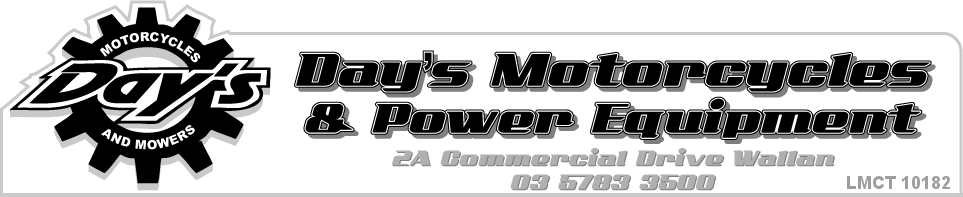 Days Motorcycles & Power Equipment