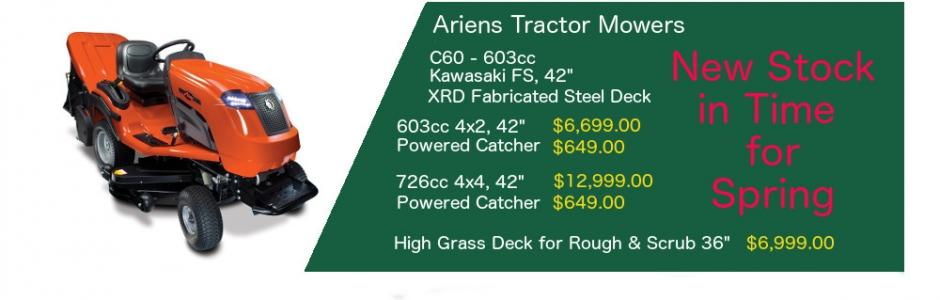 ariens tractor