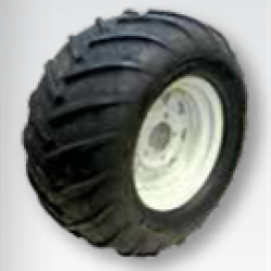 Ag/Bar Style Tire and Rim